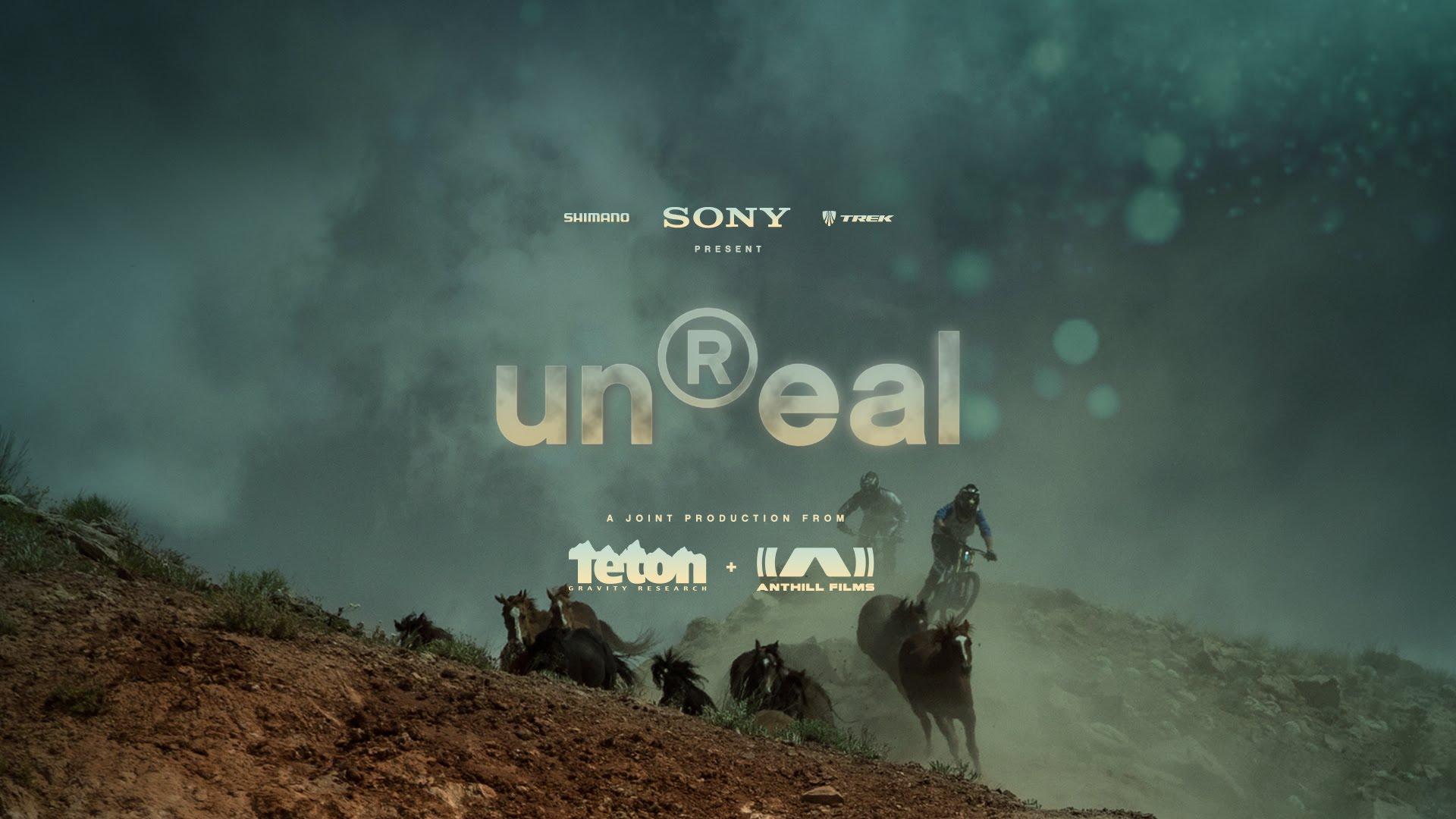 Unreal - Movie Cover