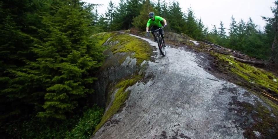 James Doerfling - Fairweather in Squamish