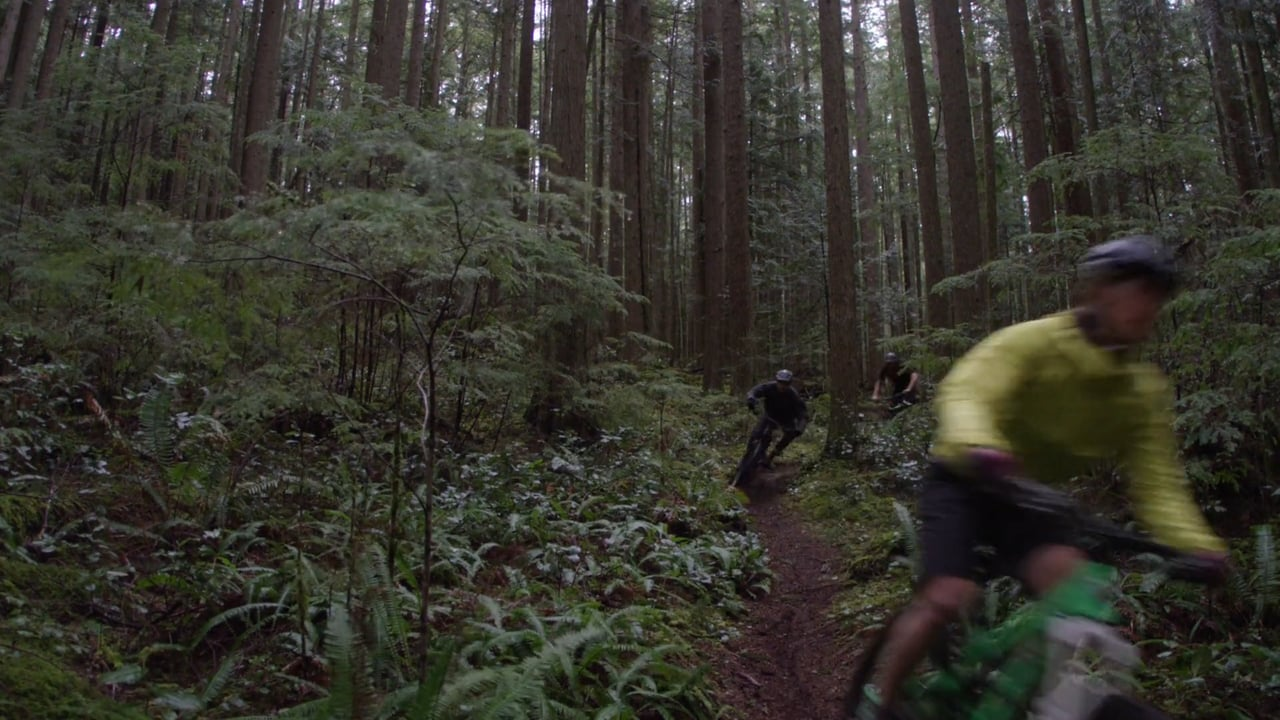 Kanadas Sunshine Coast: Mountain Biking Paradies [Video]