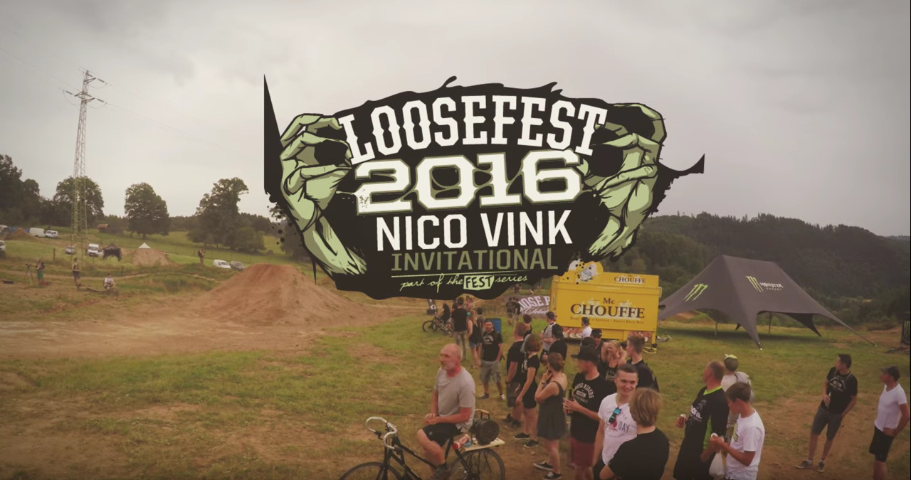 Loosefest 2016 - Nico Vink invitational Videos