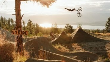 MTB Cribs - van Steenbergen - This is home - Kelowna, BC