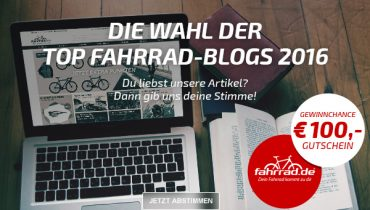 Mountoria - Top Fahrrad Blog 2016