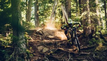 Remi Thirion in Whistler