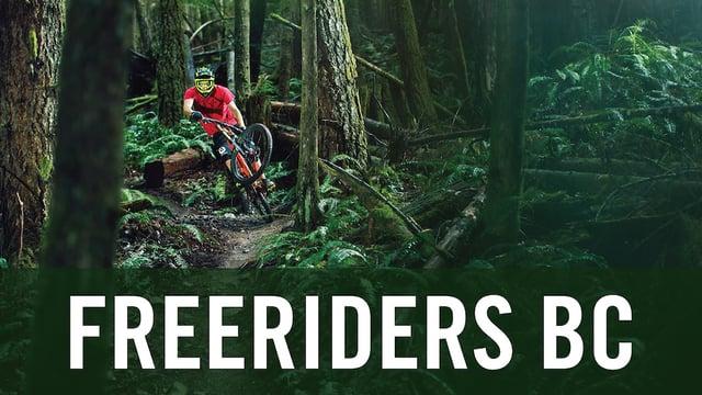 Freeriders, BC - Squamish with Chris Kovarik & Crew