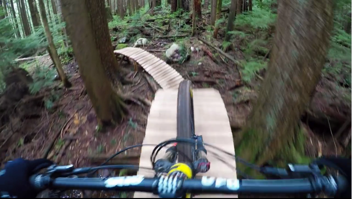 Geoff Gulevich - Ladies Only trail, British Columbia, Kanada