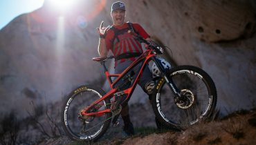 Brett Tippie via YT Industries, photo by Ale Di Lullo