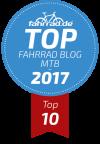 Top Fahrradblog 2017 - MTB