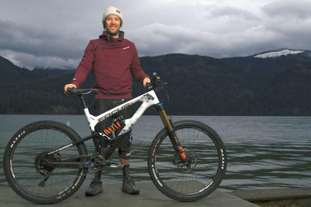 Geoff Gulevich ist ab sofort auf Focus Bikes unterwegs (Bildnachweis: Paris Gore)