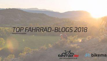 Top Fahrradblog 2018