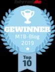 MTB Blog Top Fahrradblog 2019 Top10