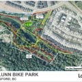Jordie Lunn Bike Park Trail Map