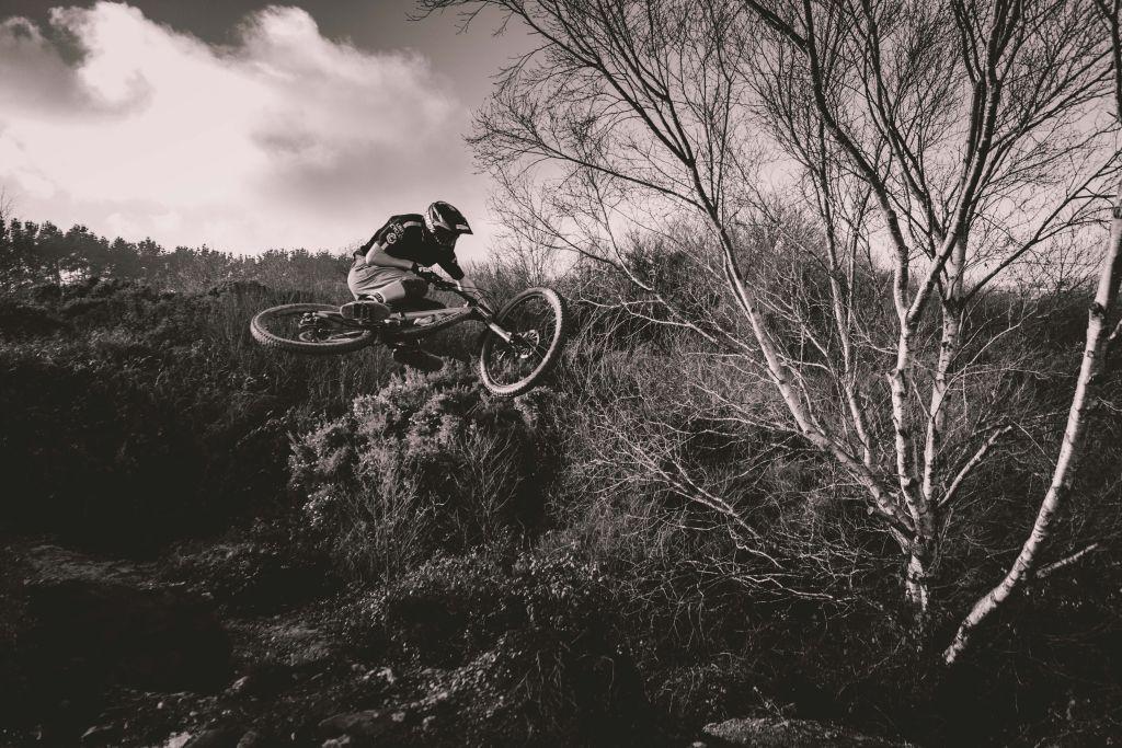 MTB Jump (c) Carter Moorse @ Unsplash